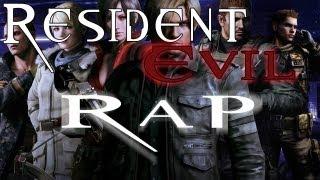 RESIDENT EVIL RAP | Zarcort, Piter-G y Cyclo | Prod. por Geckoprods.