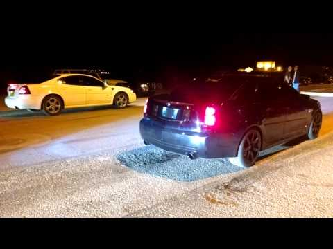 Pontiac Grand Prix GXP vs Cadillac CTS V