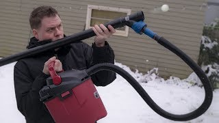 Can Your Vacuum Do This?