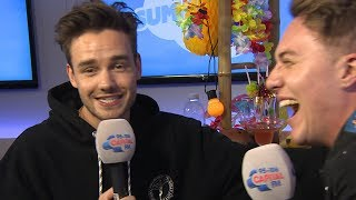 "Cheryl Told Liam Payne That ""Bigger Is Better""!"