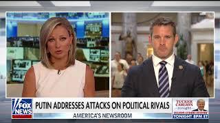 07/17/2018 Rep. Kinzinger on Fox News