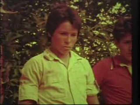 Morazan primeros campamentos insurgentes 1980