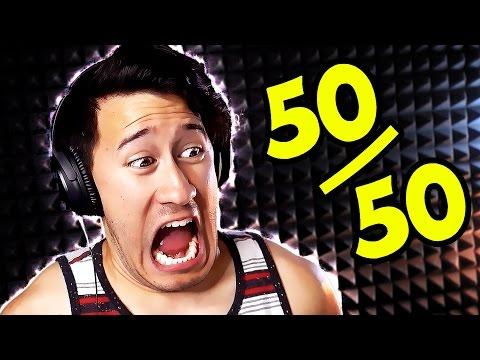 Reddit s 50 50 CHALLENGE 2