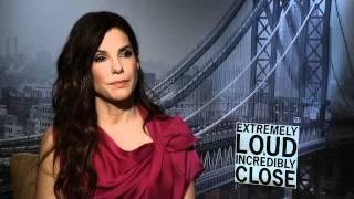Strasznie głośno, niesamowicie blisko - Wywiad: Sandra Bullock