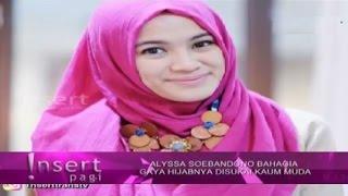 HIJAB CANTIK Ala ALYSSA Soebandono Jadi TREND Kaum Wanita Muda ~ Gosip Terbaru 2 Oktober 2016