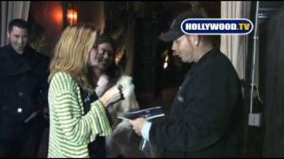 Haley Bennett at Bardot in Hollywood.