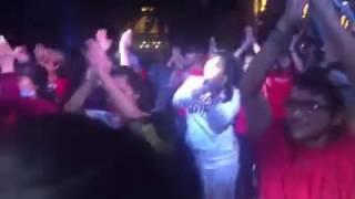 Flash Mob Citos Relawan Ahok Djarot