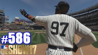 CALLING MY SHOT! | MLB The Show 17 | Road to the Show #586