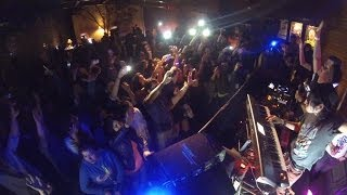 Dj Tediz & Bangg ft. Mc Villain @ Bassquake (30/05/14)