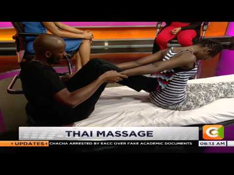 What you need to know about Thai Massage