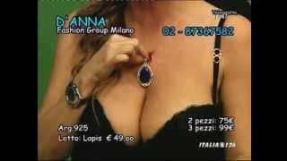Emanuela televendita gioielli 13/12/2014