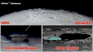 Ancient Structure On Moon: Instead of moon crater? Diameter? (Video 4K)