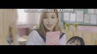 [MEGA MASHUP] K-POP 2016 - PART 1: JANUARY-JUNE (29 SONGS)