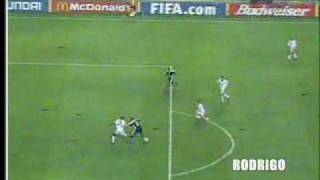 Corinthians 2x2 Real Madrid - Mundial Fifa 2000