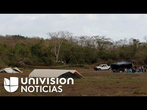 Identificación de cadáveres encontrados en fosas de Veracruz se demorará meses por falta de fondos