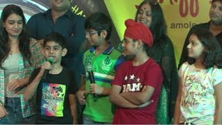 Sniff Movie Kids Shares Their Experience On Working  With Amole Gupte