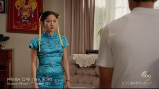 Huangs Reconnect with their Culture - Fresh Off The Boat