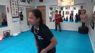 Kung Fu Kids - Catch the Football Challenge - $1 Prize