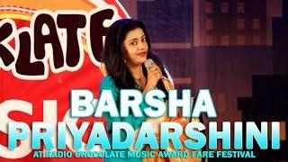 Barsha Priyadarsini at Radio chocolate music awards fare festival 2017