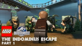 Part 1: LEGO® Jurassic World: The Indominus Escape