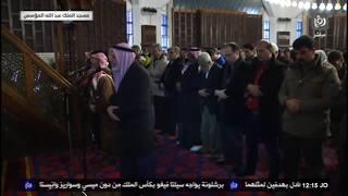 تلاوة خاشعة من سورة النبأ من مسجد الملك عبد المؤسس