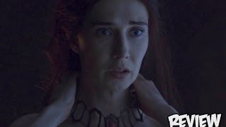 Game of Thrones Season 6 Episode 1 Review/Reaction - Red Woman Melisandre Secret Revealed!!