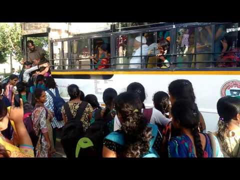 Xxx Mp4 TSRTC Bus At Xxx Engineering College Stop 3gp Sex