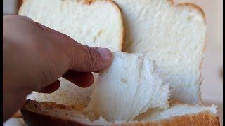 牛奶吐司白麵包食譜SOFTEST MILK WHITE BREAD RECIPE