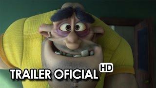 Mortadelo y Filemón contra Jimmy el Cachondo 3D Tráiler Final (2014) HD