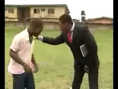 By fire by force (funny Nigerian Comedy)