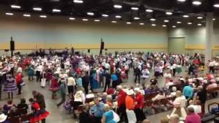 65th National Square Dance Convention - Nick Hartley caller