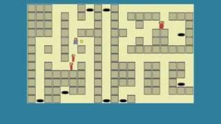 Maze Man 11-20