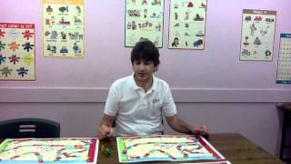 Free Phonics Board Games for Download