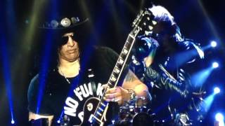 Guns N' Roses Layla Instrumental Live Mexico 2016