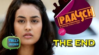 Channel V Paanch Wraps Up Its Shoot