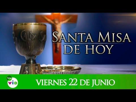 Xxx Mp4 Santa Misa De Hoy Viernes 22 De Junio De 2018 Padre Alejandro Ferreiros Tele VID 3gp Sex