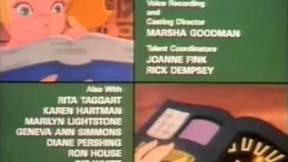 Inspector Gadget Credit 1986
