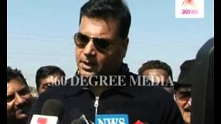 Actor Dayanand Shetty ('Daya') says kite flying is more difficult than breaking doors!