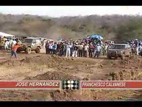 Meru vs Machito Curataquiche Anz Venezuela 4x4