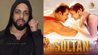 Sultan Movie Review by Salil Acharya   Salman Khan, Anushka Sharma, Randeep Hooda   Bollywood