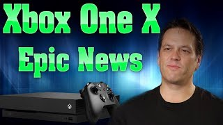 Xbox One X Gets The Most Epic News At The Best Possible Time!