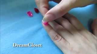 Reelable Water-Based Nail Polish