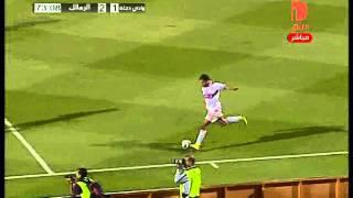 وادى دجله 1×4 الزمالك - كأس مصر