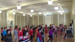Lucky Lucky Country ( Teach & Dance ) - Line Dance by Alison Johnstone ( AUS )