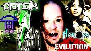 Datsik & Infected Mushroom - Evilution (Dubstep) feat. Jonathan Davis of Korn (unOfficial Video)