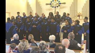 "Howard Gospel Choir - ""Psalm 117"""