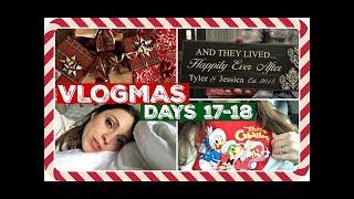 Makeup Collection - Christmas Gifts | VLOGMAS Days 17-18