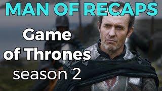 Man of Recaps: Game of Thrones Season 2!!!