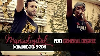 MANUDIGITAL Ft. General Degree - DIGITAL KINGSTON SESSION Medley