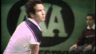 John McEnroe's most famous outburst happened in Stockholm in 1984